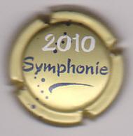 Capsule Champagne CHAVOT_COURCOURT ( 24b ; Millésime 2010 ) {S06-20} - Champagne