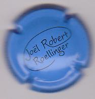 Capsule Champagne ROELLINGER Joel-Robert ( Nr ; Bleu Et Noir ) {S06-20} - Champagne