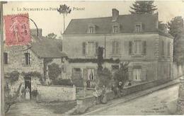 7381 CPA Bourgneuf La Forêt - Le Prieuré - Francia