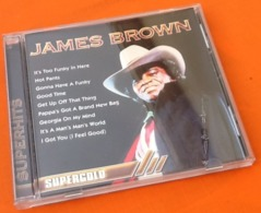 CD James Brown Supergold (2003) - Blues