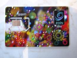 RARE    GSM    ZAIN    SUDAN    TOP MINT - Soudan