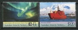 Australien Antarktis Mi# 88-9 Postfrisch MNH - Ships - Australisches Antarktis-Territorium (AAT)