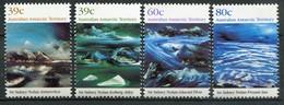 Australien Antarktis Mi# 84-7 Postfrisch MNH - Sights - Australisches Antarktis-Territorium (AAT)