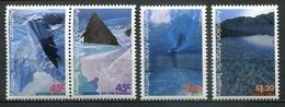 Australien Antarktis Mi# 106-9 Postfrisch MNH - Sights - Australisches Antarktis-Territorium (AAT)