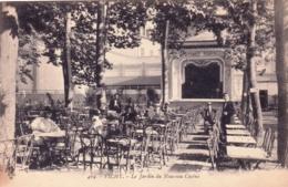 03 - Allier -  VICHY - Le Jardin Du Nouveau Casino - Vichy