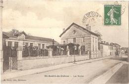 Dépt 33 - SAINT-ANDRÉ-DE-CUBZAC - Les Écoles - (L. Bosq, édit.) - France