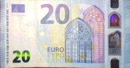 20 EURO PORTUGAL(MC), M003,DRAGHI - EURO