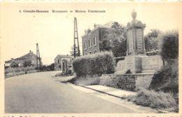 Cerexhe-Heuseux - Monument Et Maison Communale - Soumagne