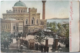 V 60901 - Turchia - Costantinopoli - Costantinople - Le Selamlik A Yildiz 1909 - Turchia