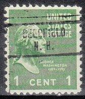 USA Precancel Vorausentwertung Preo, Locals New Hampshire, Deerfield 734 - Vereinigte Staaten