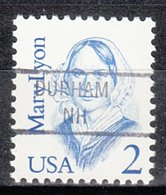 USA Precancel Vorausentwertung Preo, Locals New Hampshire, Durham 841 - Vereinigte Staaten