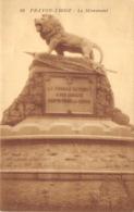 Prayon-Trooz - Le Monument - Trooz