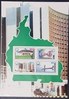 NIGERIA 2018 SHEET BLOC BLOCK BF SS  - PORT HARCOURT RIVERS STATE AGRICULTURE AQUATIC RESSOURCES WATER  MNH - Nigeria (1961-...)