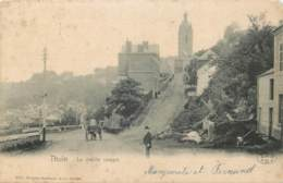 Belgique - Thuin - La Vieille Rampe - Edit. Hoffmann N° 4051 - Thuin