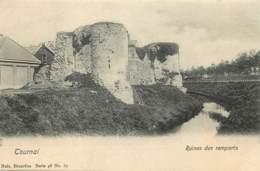Belgique - Tournai - Ruines Des Remparts - Nels Série 48 - N° 67 - Tournai
