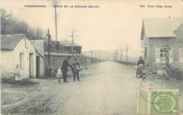 Belgique - Vresse - Pussemange - Poste De La Douane Belge - Vresse-sur-Semois