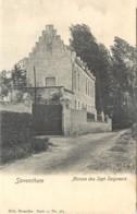 Belgique - Zaventem - Maison Des Sept Seigneurs - Nels Série 11 N° 563 - Zaventem