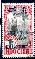 Kouang Tcheou: Yvert 48°; 1 Valeur - Kouang-Tchéou (1906-1945)