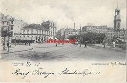 Hamburg - Zeughausmarkt - 1905 - Allemagne