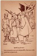 CPFM 1940 -  édit. ABC - Après Le Coup De Main - Chancel - Marcofilia (sobres)