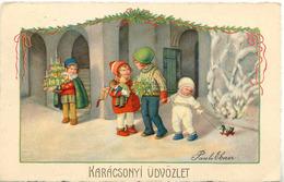 Pauli EBNER - Karacsonyi Udvozlet - Ebner, Pauli