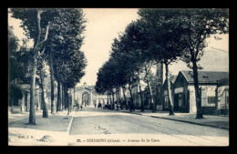 02 - SOISSONS - AVENUE DE LA GARE - Soissons