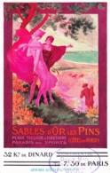 22 - Cotes D Armor - SABLES D OR Les PINS - FREHEL - Plage Fleurie De Bretagne- Affiche Lutetia Paris - Frankrijk
