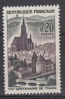 FRANKRIJK - Michel - 1961 - Nr 1362 - MNH** - Nuovi