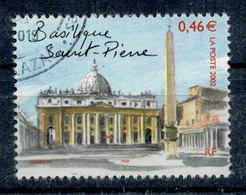 2002 N 3530 BASILIQUE ST PIERRE ROME OBLITERE CACHET ROND  #229# - Gebruikt