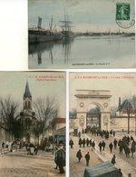 BEAU Lot De 6 CPA - ROCHEFORT SUR MER - - Rochefort