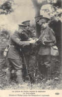 Prince Of Wales Joins The Grenadier's Regiment - Guerre 1914-18