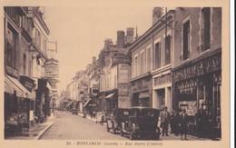 Montargis - Rue Dorée (Centre) - Ed La Cigogne N° 25 - Montargis