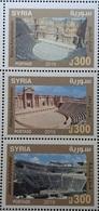 Syria 2019 NEW MNH Set - Ancient Amphiteaters, Bosra, Palmyra, Jableh - Syria