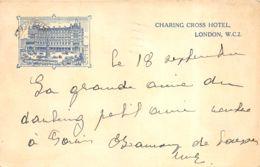 Charing Cross Hotel, London - Zonder Classificatie