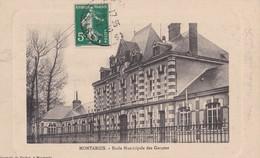 Montargis - Ecole Municipale Des Garçons - Montargis