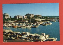 CP 06 CANNES  2287  Le Port Pierre Canto - Cannes