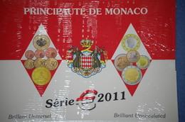 "Série Monaco BU 2011/ ""Mariage Albert & Charlène"" - Mónaco"