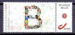 Belgie - 2019 - OBP  - **  My Stamp - Collectie  2020 - Gegomd ** - Belgique