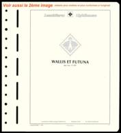LEUCHTTURM N° 15 WF - Page De Garde Pré-imprimée Wallis Et Futuna  ..Réf.DIV20175 - Albums & Reliures