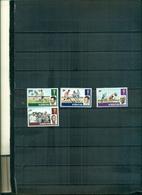 KENYA ARGENTINA 78 4 VAL NEUFS A PARTIR DE 0.60 EUROS - Kenya (1963-...)