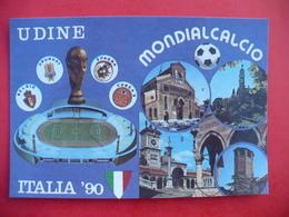 Italia 90 Stade De Udine ,stadion Stadium Estadio Stadio Mondialcalcio - Fussball