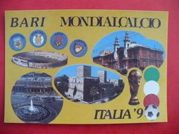 Italia 90 Stade De Bari ,stadion Stadium Estadio Stadion Mondialcalcio - Voetbal