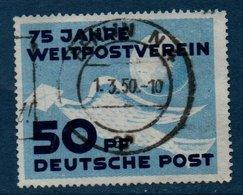 DDR     Année 1950  Mi 242 - [6] République Démocratique