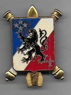 Commandement Artillerie 3e CA  Et 2e RM - Insigne Delsart 3266 - Armée De Terre