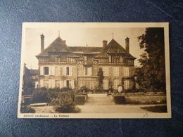 Cpa 08 Senuc Le Chateau - France
