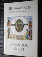 Sint Amands Amandusstoet 1986 - Histoire