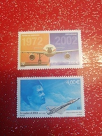 Poste Aérienne Numéros 65 Et 66 - 1960-.... Postfris