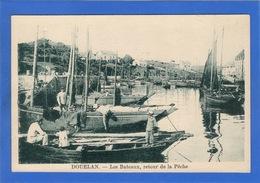 29 FINISTERE - DOUELAN Les Bateaux, Retour De La Pêche (voir Descriptif) - Sonstige Gemeinden