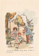 Illustrateur POULBOT - M. Barré & J. Dayez - Tu Me Les Prêteras Que Je Donne à Boire à La Mienne - N° 1116 D - Poulbot, F.