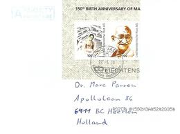 Liechtenstein 2020 Vaduz Mahatma Gandhi Newspapers Cover - Mahatma Gandhi